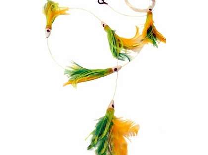 Sportfish Products OA09-2W Sport Feather Chain