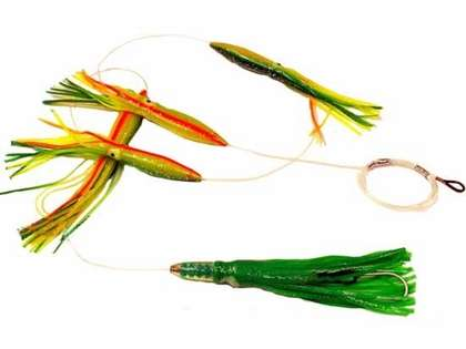 Sportfish Products SFP-9GM4 9in Machine Squid Chains