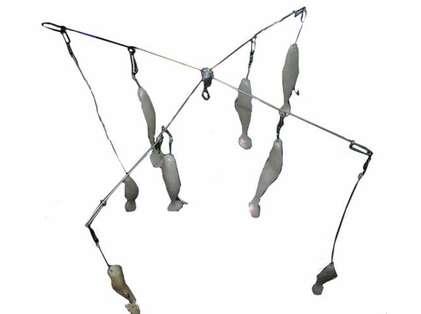 Sportfish Products Shad Umbrella Rig
