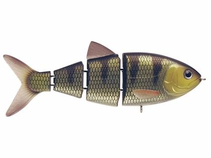 SPRO SSB40Z1F 4in. Floating Swim Baits Wicked Perch