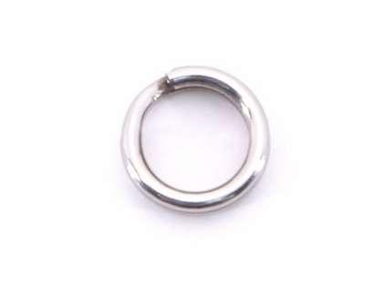Spro SPSTLSRN-6-8 Power Stainless Split Ring