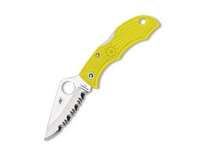 Spyderco LYLP3 Ladybug3 FRN H-1 Plainedge Knife