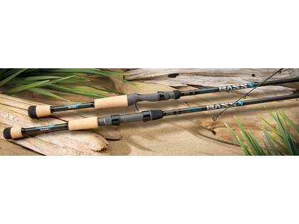 St Croix Bass X Rods