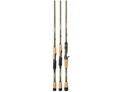 St. Croix Eyecon Spinning Rods