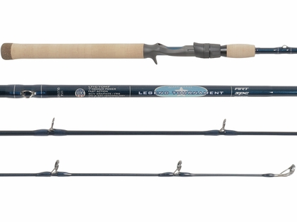St. Croix LTIC70MF Legend Tournament Inshore Casting Rod - 7 ft.