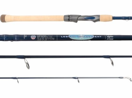 St. Croix LTIS76MF Legend Tournament Inshore Spinning Rod