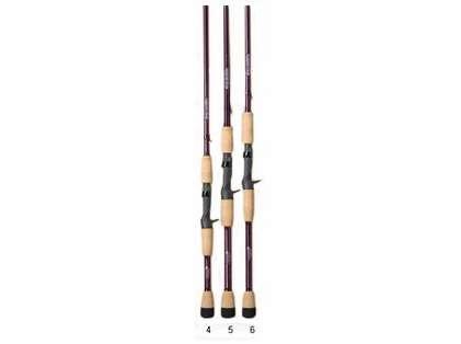 St Croix MIC70LM Mojo Inshore Casting Rod