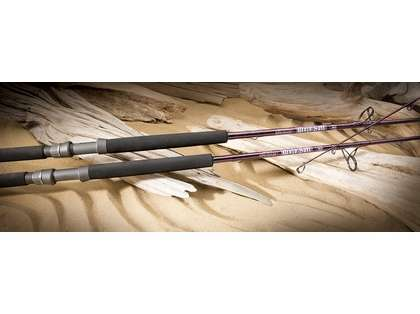 St. Croix MSWC66HF Mojo Salt Conventional Rod