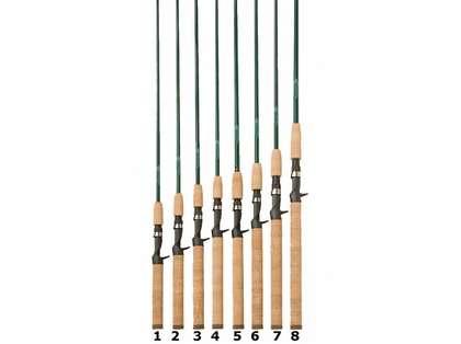 St. Croix TIC66HF Tidemaster Inshore Casting Rod