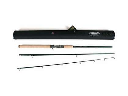 St. Croix Tidemaster Inshore Casting Travel Rods
