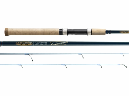St. Croix Triumph Spinning Rods