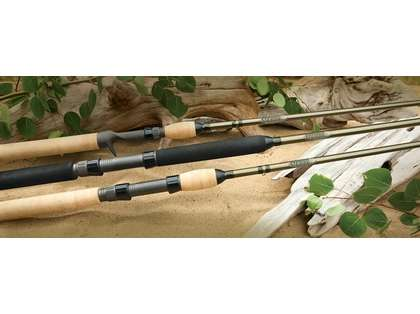 St Croix Wild River WRKC76LM2 Kokanee Casting Rods