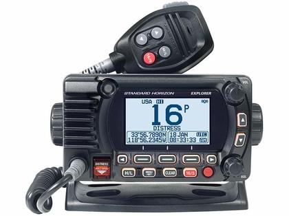 Standard Horizon GX1850B Fixed Mount VHF - NMEA 2000 - Black