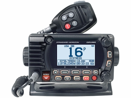 Standard Horizon 1850G Fixed Mount VHF w/ GPS