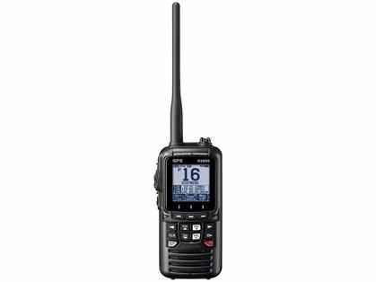 Standard Horizon HX890BK Handheld VHF - 6W - Black