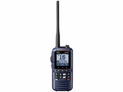 Standard Horizon HX890NB Handheld VHF - 6W - Navy Blue