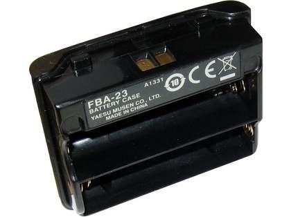 Standard Horizon FBA-23 Alkaline Battery Tray for HX460S & HX471S