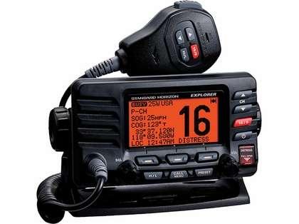 Standard Horizon GX1600B Explorer Ultra Compact Class D VHF