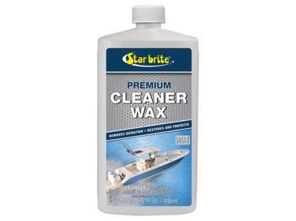 Star Brite Premium Cleaner Wax with PTEF - 32 oz.