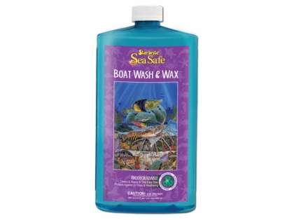 Star Brite Sea Safe Wash/Wax - 32 oz.