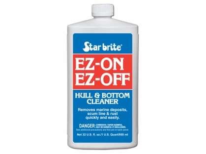 Star Brite EZ-ON EZ-OFF Hull & Bottom Cleaner - 32 oz.