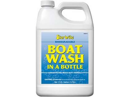 Star Brite 80400 Boat Wash In A Bottle - Gallon