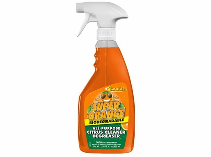 Star Brite Super Orange Cleaner/Degreaser - 22 oz