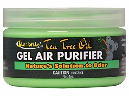 Star Brite Tea Tree Oil Gel Air Purifier - 4 oz