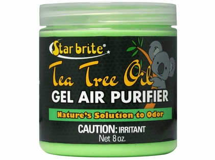 Star Brite Tea Tree Oil Gel Air Purifier - 8 oz