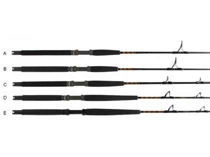 Star Paraflex Conventional Boat Rods