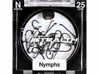 Stealth N Series Nymph Hooks