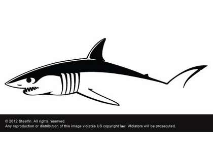 Steelfin Mako Decals