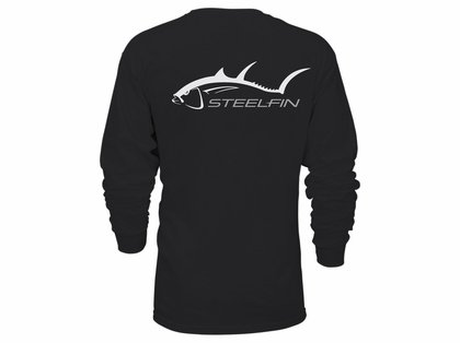 Steelfin Long Sleeve Tuna Shirts