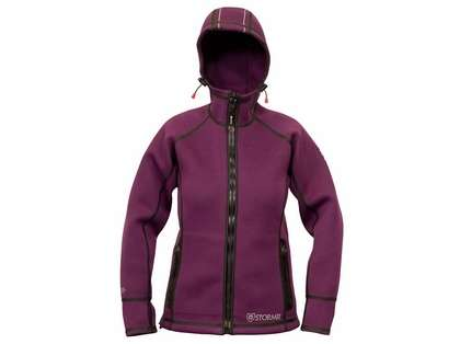 Stormr R215WF-02 Womens Typhoon Jacket Plum