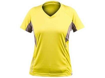 Stormr RW110W-63 Womens Short Sleeve UV Shield Shirt Hi-Vis Lime