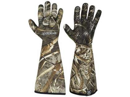 Stormr Stealth Gauntlet Glove - Realtree MAX-5 Camo