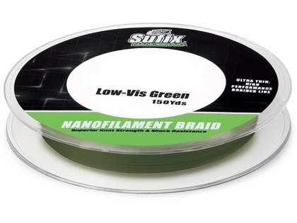 Sufix Nanobraid 690-002G Fishing Line Low Vis Green