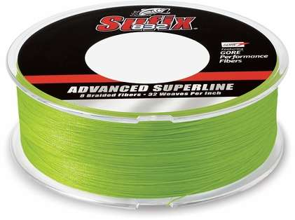 Sufix 832 Advanced Superline 660-215L Neon Lime 15lb 600yds