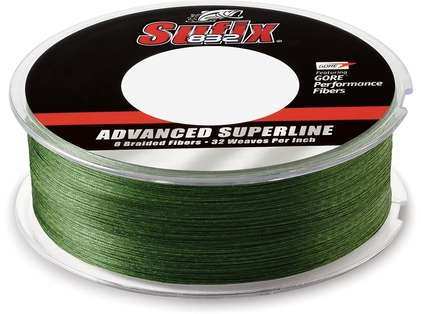Sufix 832 Advanced Superline Lo-Vis Green 600 yds