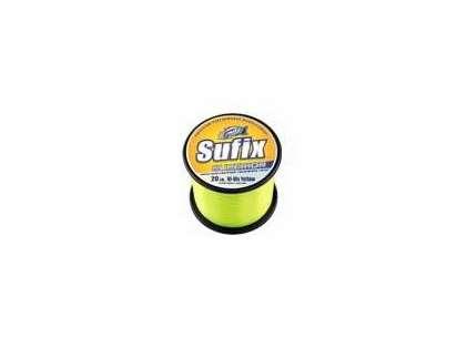 Sufix Superior 1/4lb Spool Hi-Vis Yellow 12lb/1099yds