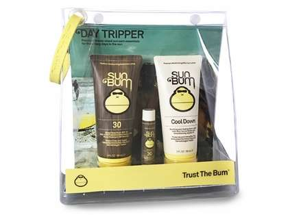 Sun Bum Day Tripper Sunscreen Lotion 3 Pack