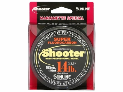 Sunline Marionette Special Shooter Fluorocarbon - 12lb