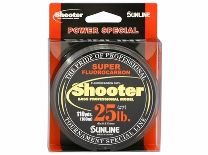 Sunline Power Special Shooter Fluorocarbon - 25lb