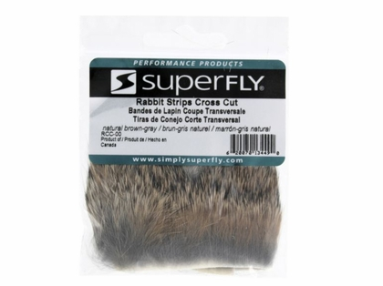 Superfly Cross Cut Rabbit Strips