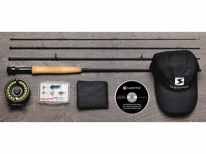 Superfly Complete Fly Fishing Kit