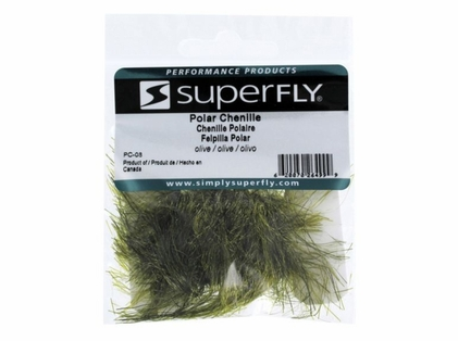Superfly Polar Chenille