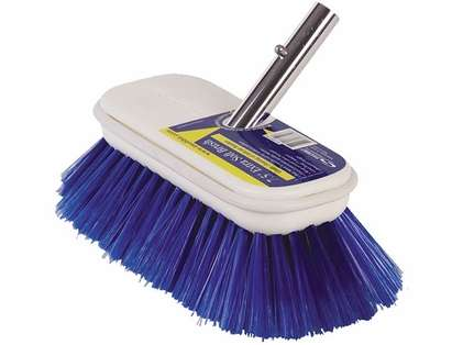 Swobbit SW77340 7.5in Extra Soft Brush Purple