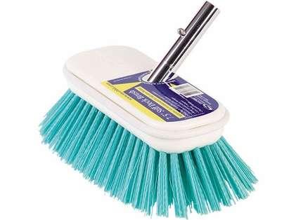 Swobbit SW77355 7.5in Stiff Brush Blue
