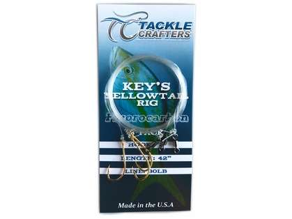 Tackle Crafters Key's Yellowtail Rig - 3 pack