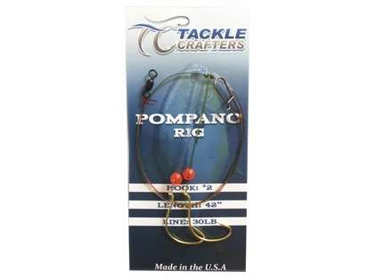 Tackle Crafters Pompano Rigs